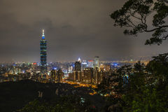 Taipei 101. Building in Taiwan stock image