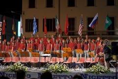 Taipei choir Stock Images