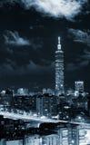 Taipei city traffic Royalty Free Stock Image