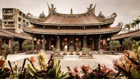 Taipei Confucius Templea royalty free stock photos