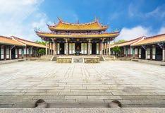 The Taipei Confucius Temple in Taiwan Stock Photos