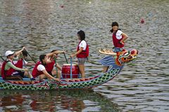 2013 Taipei Dragon Boat festival Royalty Free Stock Photography