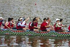 2013 Taipei Dragon Boat festival Stock Photos