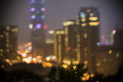 Taipei 101 in Elephant Mountain. Photo was taken in Elephant Mountain in the evening vector illustration