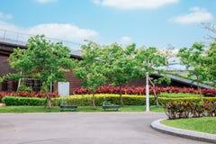 Taipei expo park, Xinsheng park w Tajwan Zdjęcia Royalty Free