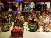 Taipei,Glove puppetry Royalty Free Stock Photo