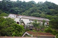 Taipei Herbaciany dom w Taipei Obrazy Royalty Free