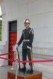 Taipei honor guard Stock Photos