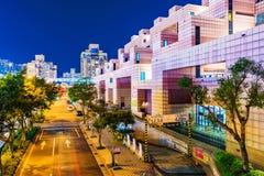 Taipei internationell handelmitt Arkivbilder
