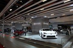 Lexus LFA. TAIPEI - Jan 3:  Lexus LFA shown at Taipei International Auto Show Jan 3, 2016 in Taipei, Taiwan Stock Images