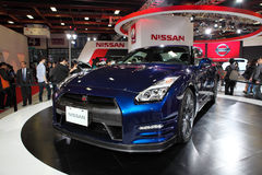 NISSAN GTR R35 Royalty Free Stock Photography