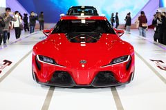 TOYOTA FT1 Sport Car Royalty Free Stock Image