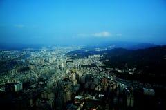 TAIPEI landskap Royaltyfri Bild