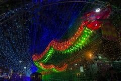 Taipei Longshan świątynia zdjęcie royalty free