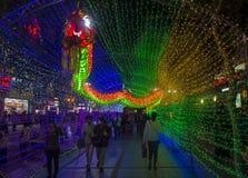 Taipei Longshan świątynia zdjęcia stock