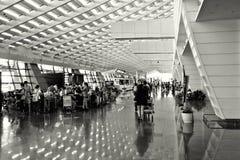 Taipei lotnisko międzynarodowe Obrazy Stock