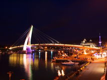 Taipei Lover's Bridge Stock Images
