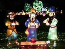 Taipei lyktafestival 2014 Royaltyfri Bild