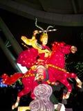 Taipei lyktafestival 2014 Royaltyfria Foton