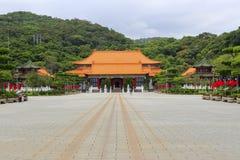 Taipei martyrs' shrine Royalty Free Stock Image