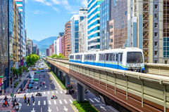 Taipei metro system Stock Photography