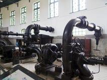 Taipei, museu da água potável Fotografia de Stock