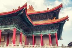 Taipei nationell operahus på Liberty Square, Taiwan Royaltyfri Bild