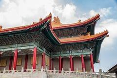Taipei nationell operahus på Liberty Square, Taiwan Fotografering för Bildbyråer