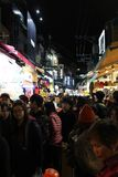 Taipei Night Market Stock Photography