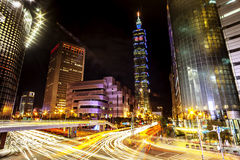 Taipei 101 Obrazy Royalty Free