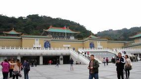 Taipei Palace Musem.HD stock video