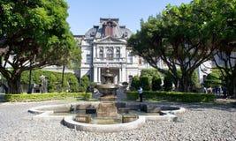 Taipei pensjonat obrazy stock