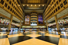 Taipei Railway Station Royalty Free Stock Photography
