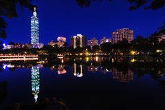 Taipei 101 Royalty Free Stock Images