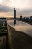 Taipei - słoń góra -2 Zdjęcie Stock