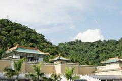Taipei's National Palace Museum Royalty Free Stock Image