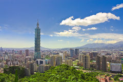 Free Taipei Scene Stock Photos - 10152493