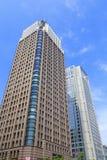 Taipei skyscrapers Royalty Free Stock Image