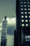 Taipei stad Arkivbild