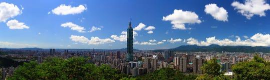 Taipei-Stadt Lizenzfreie Stockfotografie