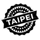 Taipei stap rubber grunge Stock Image
