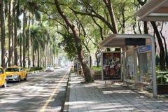 Taipei-Straßenansicht Stockbilder
