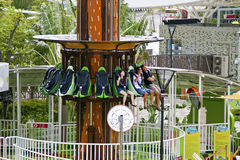 Taipei,Taipei Children's Amusement Park Royalty Free Stock Photo