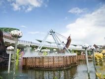 Taipei,Taipei Children's Amusement Park Stock Images