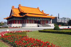 Taipei, Taiwan. National Theater and Concert Hall, Taipei, Taiwan stock photos