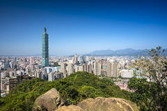 Taipei Taiwan Royalty Free Stock Photo