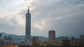 Taipei Taiwan stock video