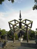 The 228 Massacre Monument Royalty Free Stock Photos