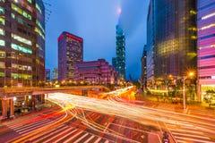Taipei, Taiwan Cityscape Stock Image