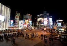 Taipei, Taiwan - 13 de abril de 2017: opinião da noite de ximending, um de fotos de stock royalty free